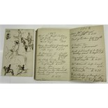 Lot 123 - Grant, Sir Francis (1803-78), Scottish Portrait Painter Copy of list of pictures by my father Sir