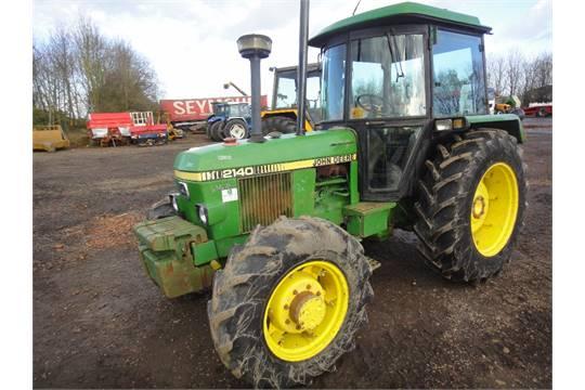 John Deere Tractor Counterweights : John deere wd tractor with front weights