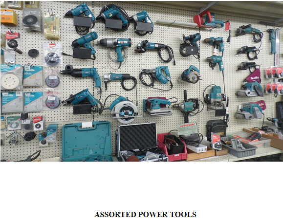 Catalog Coming! Tool Store Auction - Retiring after 38 years - Nice Assortment of Tools! - Image 4 of 5