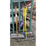 Uline Dust Mops & Contractors Brooms