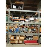 Lot of Motors, Hazardous Location Starter Enclosures, Electrical Spare Parts