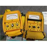 Simpson Model 260 Series 8 Xi Volt-Ohm-Milliammeter Testers