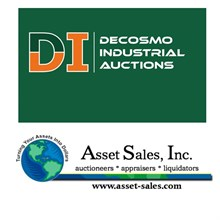 Asset Sales / DeCosmo Industrial Auctions