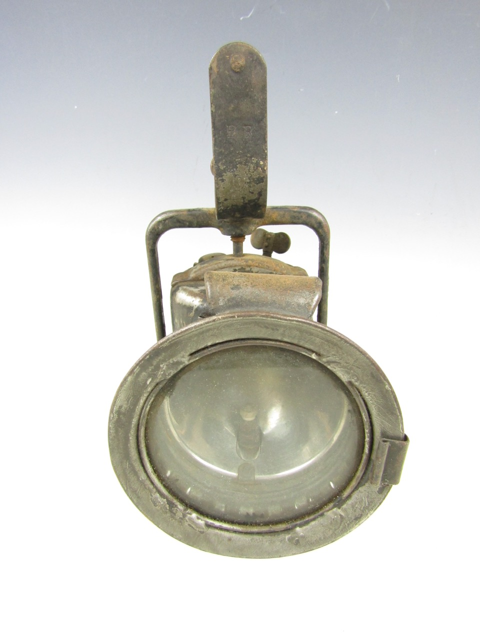 Lot 6 - A Crestella engineering co The Premier Lamp