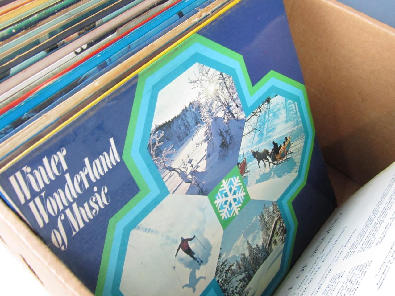 Lot 44 - A quantity of LP records