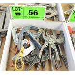 LOT/ CLAMPS