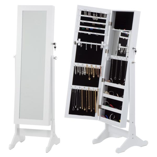 Mirror Jewellery Cabinet Review Reversadermcreamcom