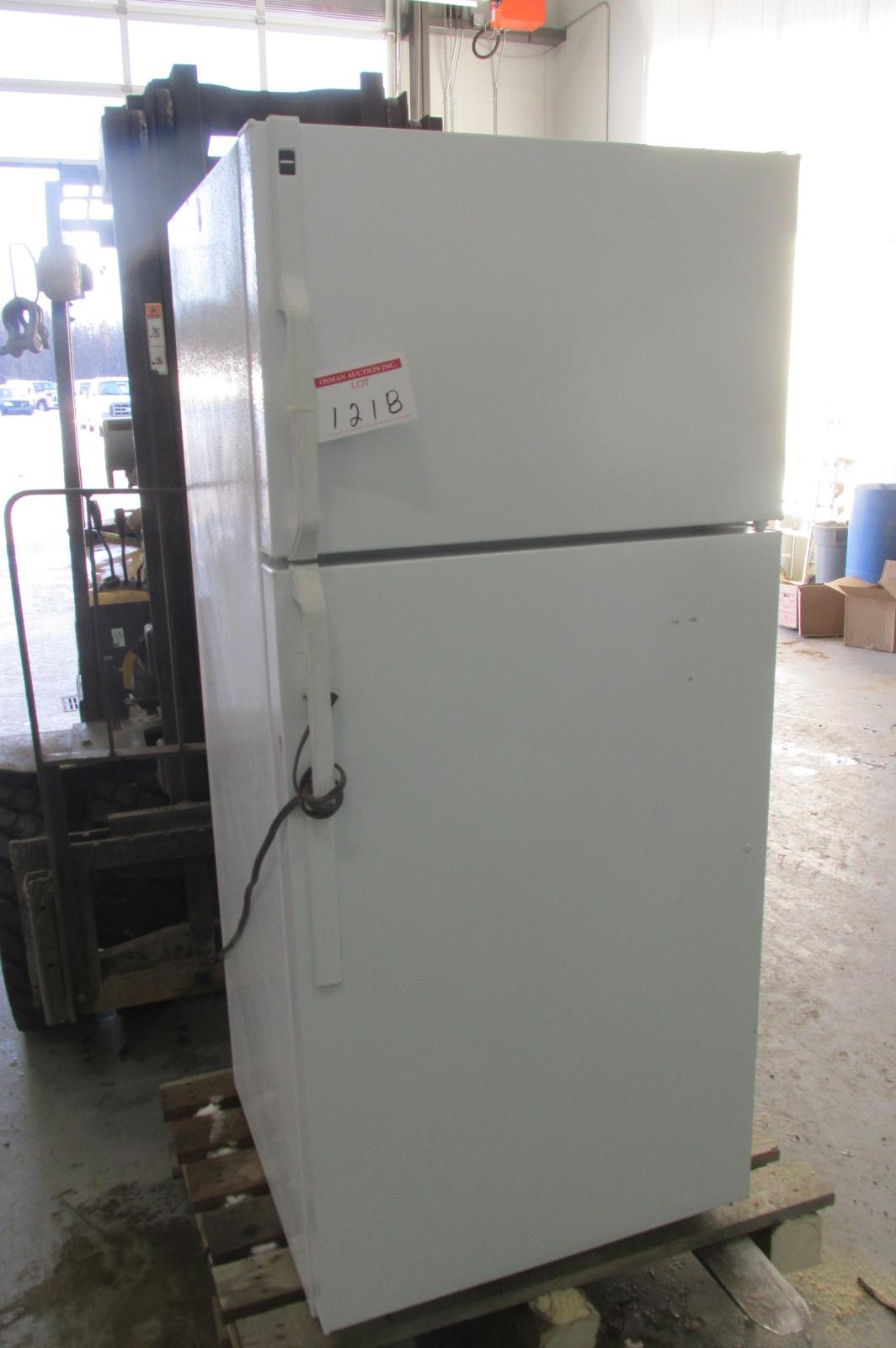 64 high x 28 wide x 26 deep moffat refrigerator. Black Bedroom Furniture Sets. Home Design Ideas