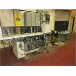 Bell & Howell Pinnacle Mailstar 400 Automatic 6-Pocket Inserter, s/n 51315A, Complete w/Exit Belt
