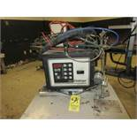 ITW Challenger #110700 Hot Melt System, s/n 120009-A, w/Dynatec DY2008 Control (RIG/LOAD FEE $25.