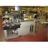 Kirk-Rudy Model 219-N Inkjet Addressing Unit, s/n 0603-0943, Kirk-Rudy Model 882-1 Dryer, s/n 1007-