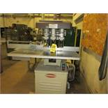 Challenge EH-3A 3-Head Paper Drill, s/n 62161 (RIG/LOAD FEE $25.00)