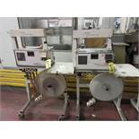 LOT (2) Asst. Wexler Automatic Banding Machines, Port. (RIG/LOAD FEE $50.00)