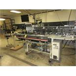 Bell & Howell Pinnacle Mailstar 400 Automatic 6-Pocket Inserters, s/n 51348A, Complete w/Exit Belt