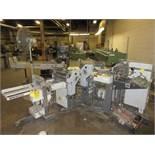 "2002 Heidelberg Model TI-1-36/6/6-F1-NFS Pile Feed 14"" Folder, Complete w/Rollaways & Digital"