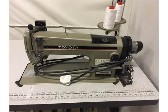 Toyota Industrial Sewing Machine Model LS40AD40 Complete With Enchanting Toyota Industrial Sewing Machine