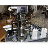 PIAB Vacuum sampler, model 0112995, all stainless steel construction