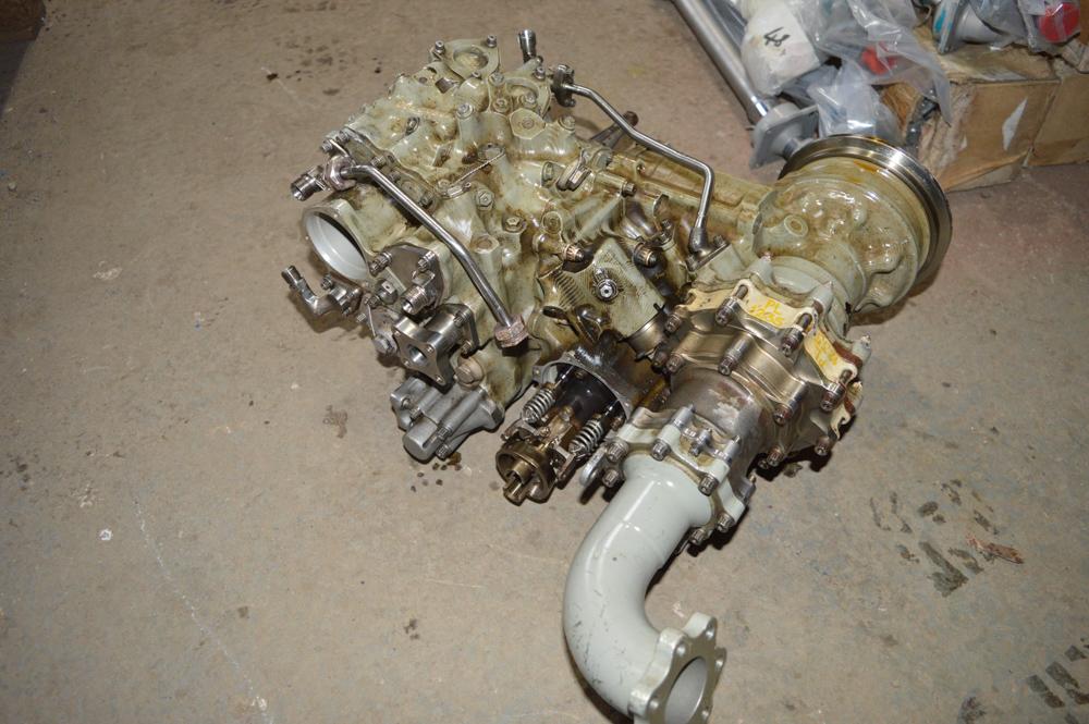 Tornado hydraulic pump - Image 3 of 4
