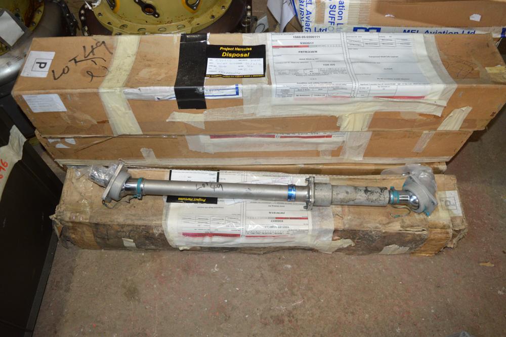 5 - telescopic fuel hoses