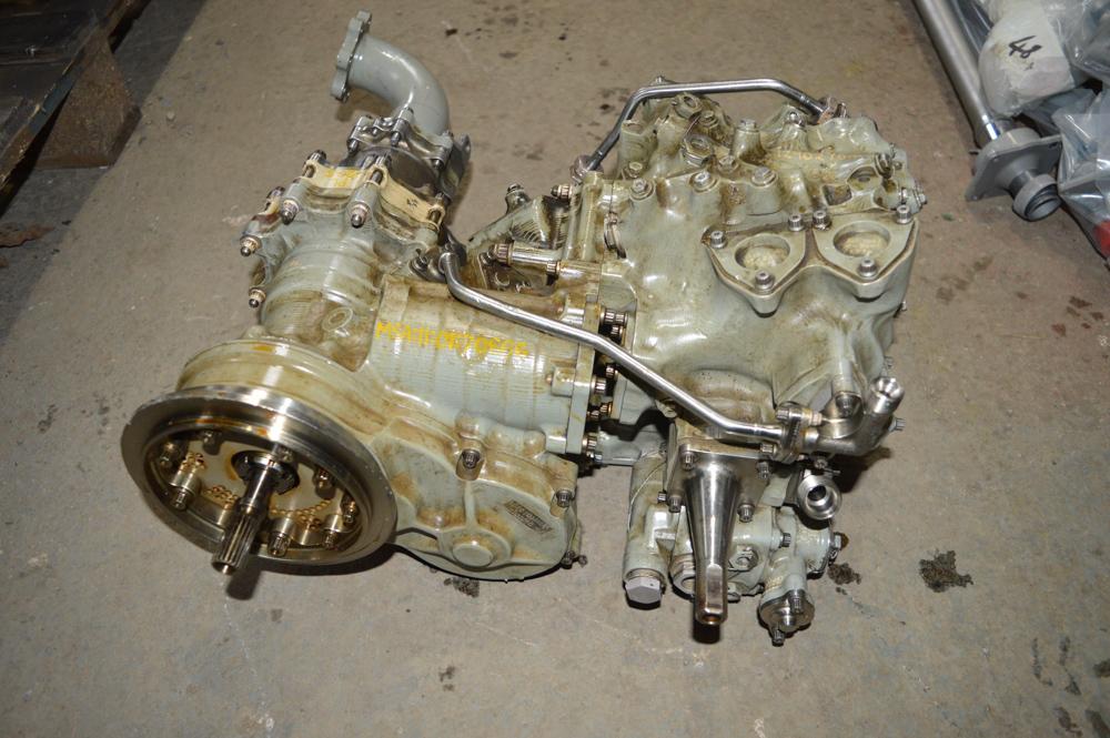 Tornado hydraulic pump - Image 4 of 4