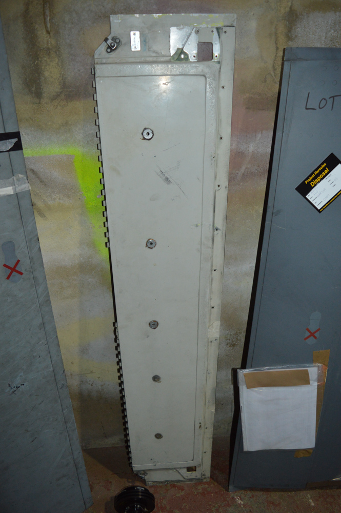Tornado fuselage panel Approximately 1350mm x 300mm - Image 2 of 2