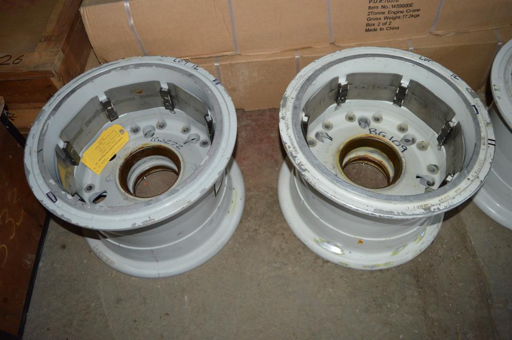 2 - Tornado loading wheels