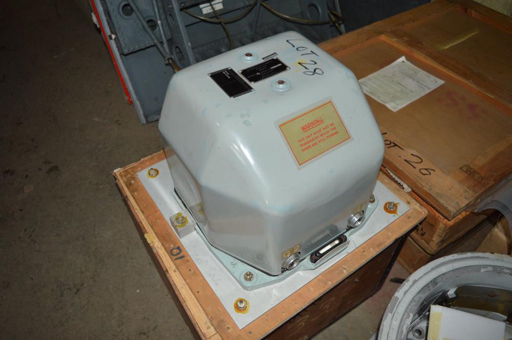 Automatic pilot gyro unit