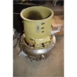 Rolls Royce Gems jet turbine engine module