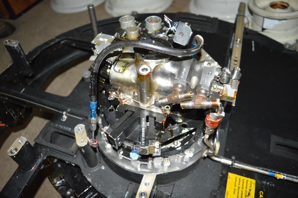 Aircraft radar rotator Approximately 1000mm in diameter - Image 3 of 3