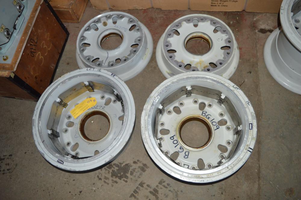 2 - Tornado loading wheels - Image 2 of 2