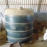 Plastic water tank 2820L