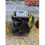 Karcher HDS 6/10-4C Hot water pressure washer. No VAT on this item.