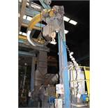 Unbadged chain hoist and pendant control, approx 3000kg, Please note: purchaser must ensure thorough
