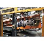Eriez overhead belt magnet, 2.5m x 1.1m approx, with support structure (Should you wish a quotation