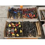 Lot of Assorted Allen Wrenches and T-Handles | (Location G61)
