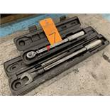 Lot of (2) CDI Torque Wrenches | (Location G61)