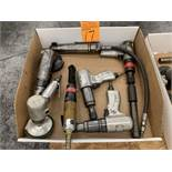 Lot of Assorted Pneumatic Tools | (Location G61)