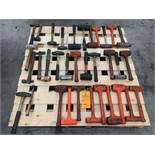 Lot of Assorted Dead Blows and Mallets | (Location G61)