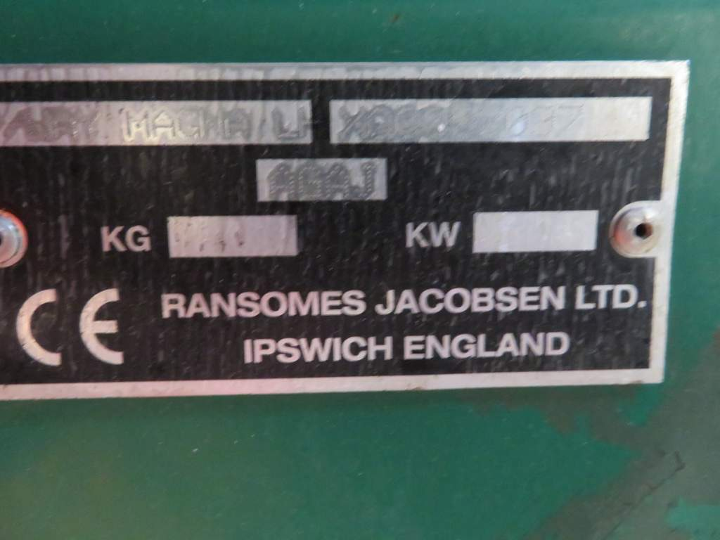 Lot 8 - Ransomes TG4650 PTO Driven Gangway Mower
