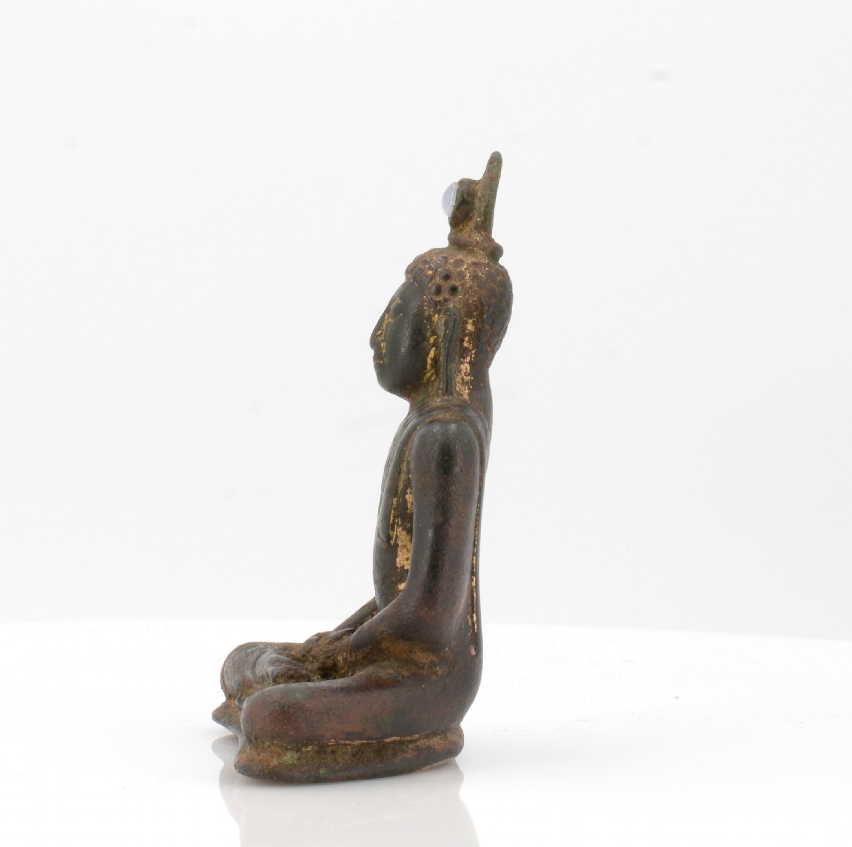 IMPORTANT BUDDHA SAMADHI. Origin: Sri Lanka. Dynasty: Anaradhapura period (377 BC-1017AD). Date: - Image 3 of 6