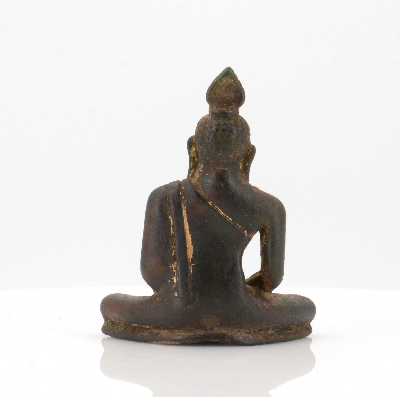 IMPORTANT BUDDHA SAMADHI. Origin: Sri Lanka. Dynasty: Anaradhapura period (377 BC-1017AD). Date: - Image 5 of 6