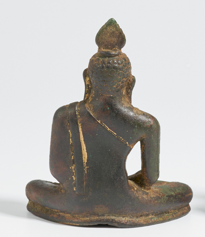 IMPORTANT BUDDHA SAMADHI. Origin: Sri Lanka. Dynasty: Anaradhapura period (377 BC-1017AD). Date: - Image 2 of 6