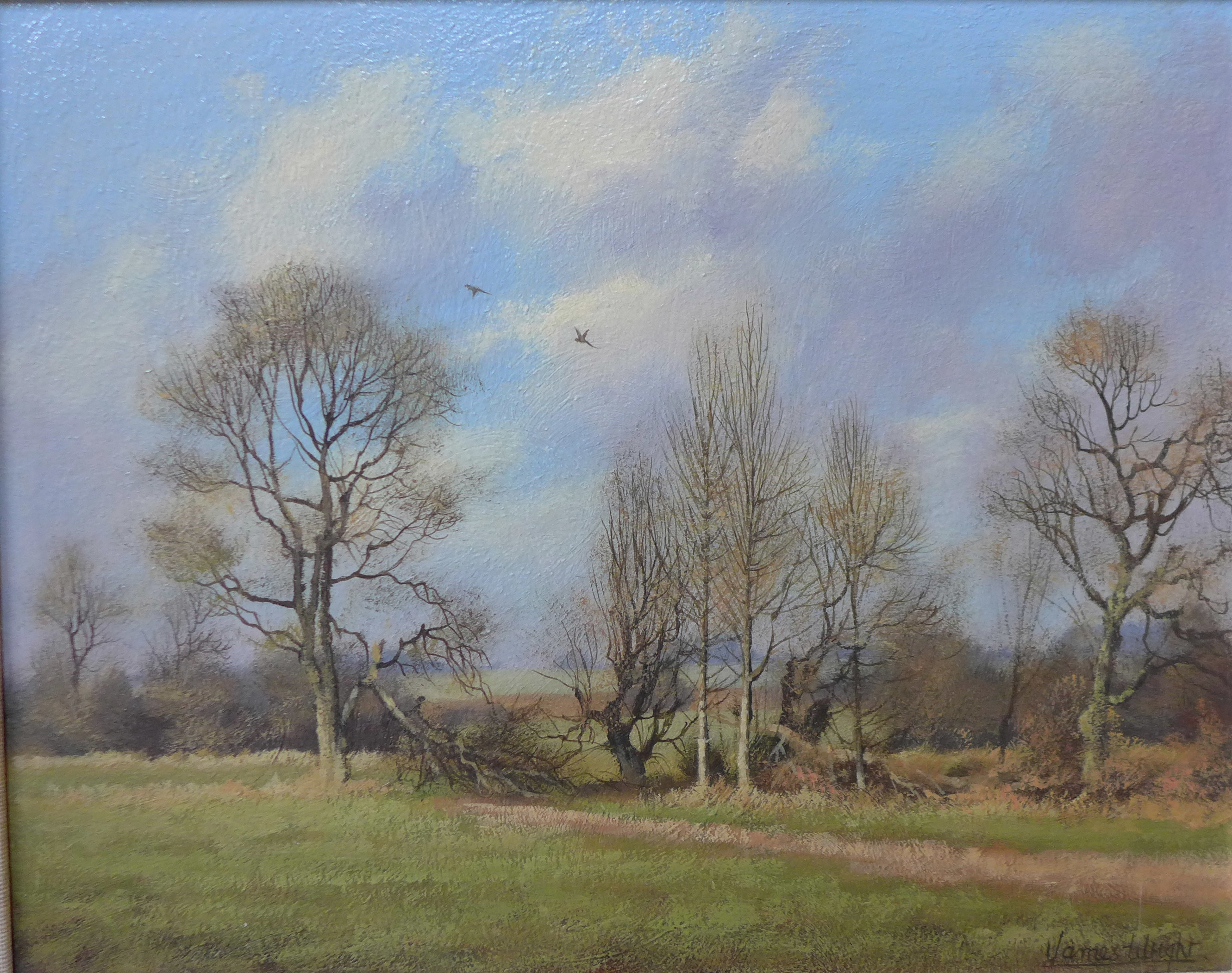 Lot 10 - James Wright (b.