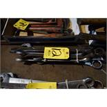 (7) ASSORTED WRENCHES