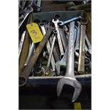 (30) ASSORTED WRENCHES