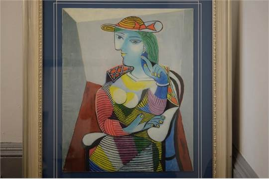 LIMITED EDITION PICASSO PRINT \