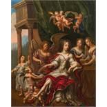 Künstler um 1700