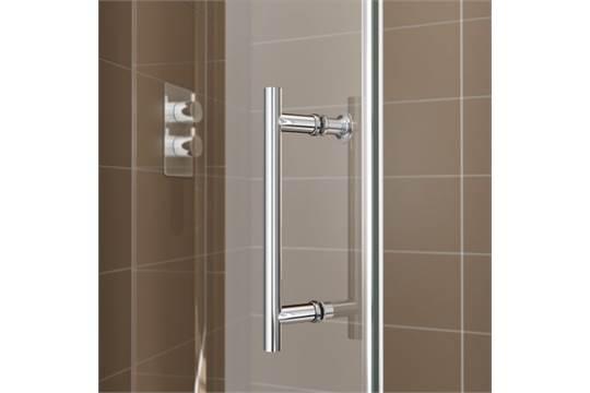 Sk163 1000mm 6mm elements pivot shower door rrp for 1000mm pivot shower door