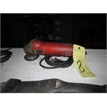 Lot 8 - RIGHT ANGLE DISC GRINDER, SKIL 4-1/2""