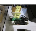 Lot 20 - LOT OF SOLDERING GUNS (2)